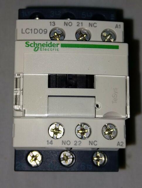 Schneider Electric Contactor Lc1d09 Wiring Diagram