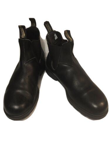 Men's Blundstone Style 500 Black Premium Leather B