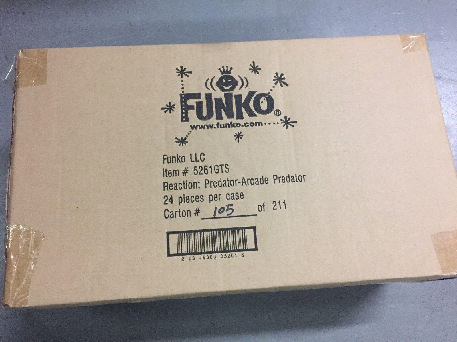 Funko reaktion abbildung arcade protator x 70 cm, 24 ct - fall