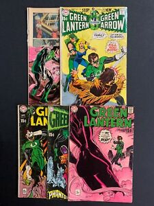 Green-Lantern-s-71-72-73-77-78-DC-Comics