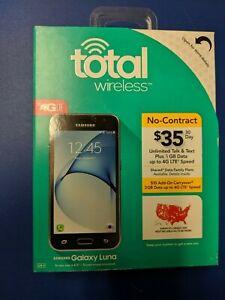 TOTAL-WIRELESS-SAMSUNG-GALAXY-LUNA-4G-LTE-Prepaid-Smartphone-BRAND-NEW