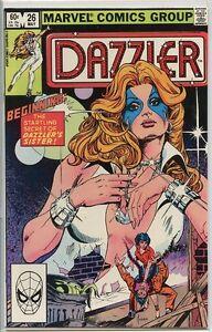 Dazzler-1981-series-26-very-fine-comic-book