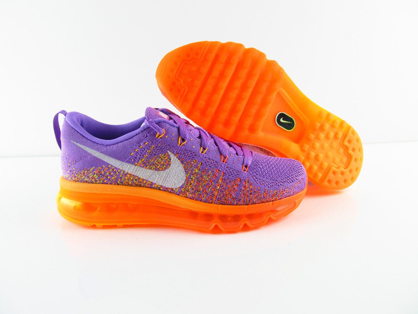 Nike wmns Air flyknit Air wmns Max zapatillas corriendo Atomic Morado us_5.5 d648ec