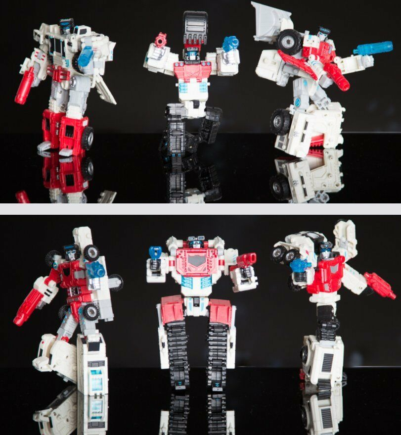 R Transformers TFC S.G. Perseus Combiner Figure Limited Edition MISB