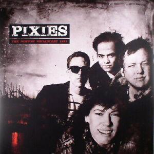 Pixies-The-Boston-broadcast-vinyl-lp-PARA027LP-rare-live-show
