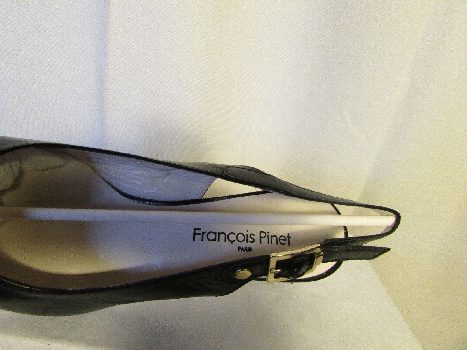 François  François  PINET pelle nera 41 cd6f93