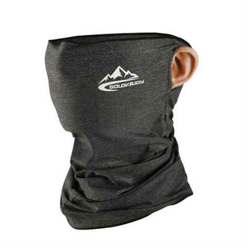 Neck Gaiter Half Face Mask Ice Silk Scarves Sun Mask Balaclava Bandana Headwear