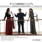 Romantische Klaviertrios von Trio Anima Mundi (2013)