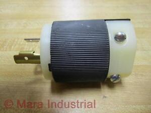 Hubbell-2311-Twist-Lock-Plug
