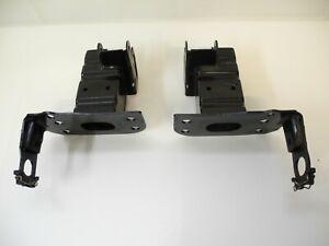 Audi-Q7-4L-3-0-TFSI-CJTB-Halter-Stossfaengertraeger-4L0807133A-4L0807134C-SET