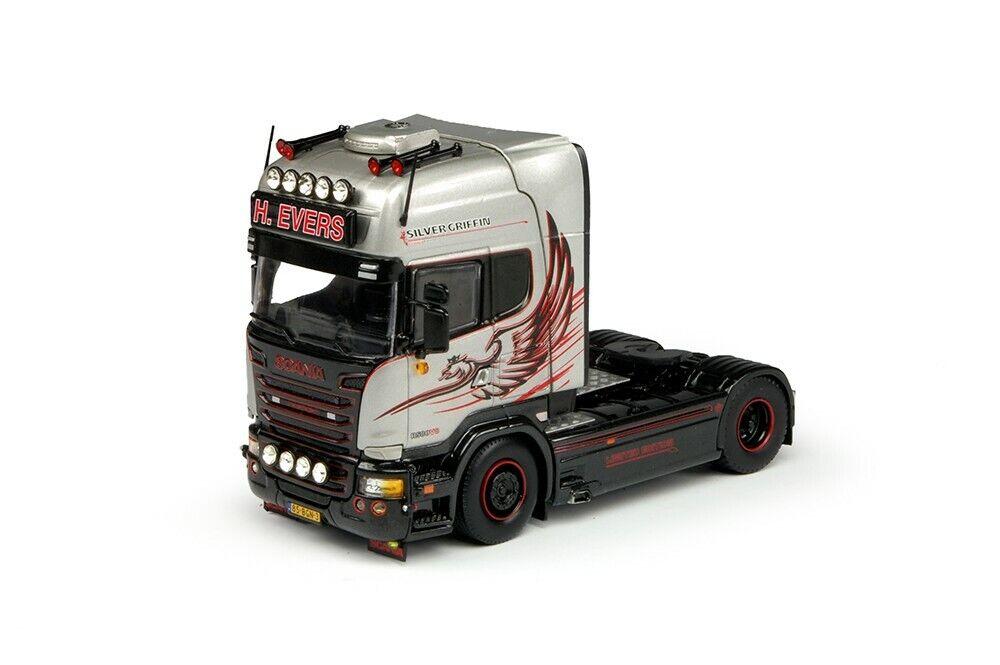 Scania-R-serie Topline 4x2 H. evers 69732 Tekno 1075 grado 1 50