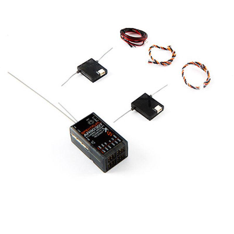 Spektrum AR9030T 9CH aria integrato Telemetria Ricevitore SPMAR 9030T