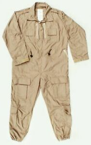 Genuine-AFV-British-Army-Coverall-Overall-AFV-Crewman-Desert-NEW