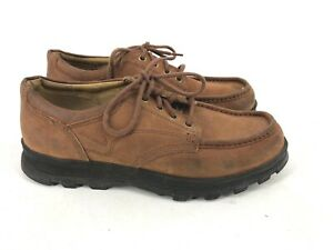 02e62ef18401c2 Image is loading Nike-Air-Brown-Leather-Boat-Shoes-Boots-Size-