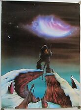 "Heavy Metal Magazine Poster by  Robert Morello ""Stargazer"""