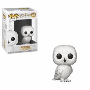 Funko Pop 35510 Harry Potter 76 Hedwig SUBITO DISPONIBILE