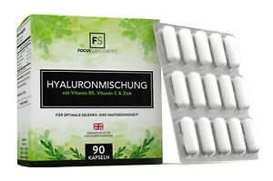 Hyaluronic-Blend-Hyaluronic-Acid-350g-With-Vitamins-amp-Zinc-90-Capsules