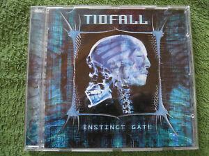 Musik-CD-Instinct-Gate-von-Tidfall-2001-Prophecy-Horizon-Mind-Raper