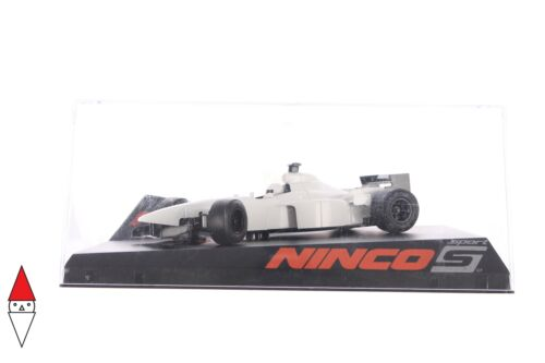 SLOT CAR NINCO 50700 FORMULA WHITE