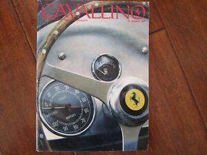 VINTAGE-CAVALLINO-FERRARI-MAGAZINE-NUMBER-23-1984