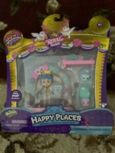 Shopkins Happy Places Happy Scene Pack Charming Wedding Arch Kid Toy Gift