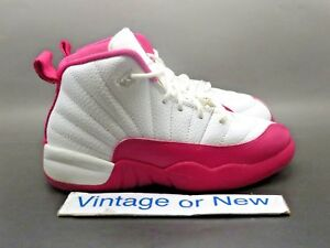 new style 8ebdb 4d3a3 ... cheap image is loading girls nike air jordan xii 12 valentine 039 ddfb5  db2e9