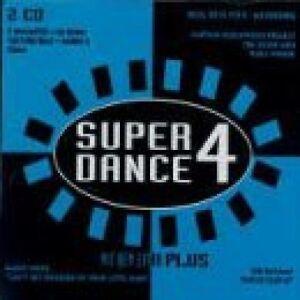 Super-Dance-Plus-4-1993-Robin-S-Captain-Hollywood-Ramirez-Kim-Sand-2-CD