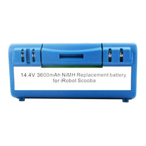 Battery for iRobot Scooba 330 340 350 380 385 390 5800 5900 5910 5999 6000 6050