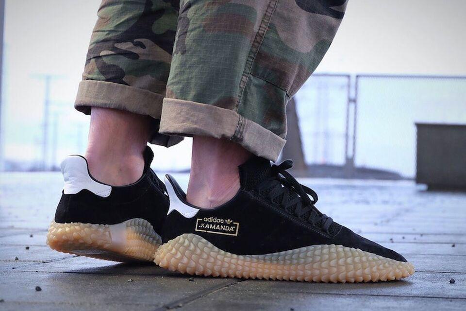 Sneakers, Adidas Kamanda, str. – dba.dk – Køb og Salg af Nyt