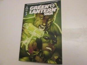 GREEN-LANTERN-SAGA-20-COMICS-URBAN-2014-NEUF
