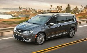 Image Is Loading 2017 Chrysler Pacifica New Tinted Front Window Air