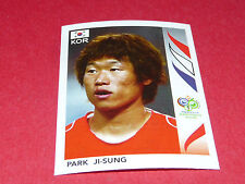 503 PARK JI-SUNG COREE KOREA PANINI FOOTBALL GERMANY 2006 WM FIFA WORLD