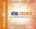 Message Remix Bible-MS by Eugene H Peterson (CD-Audio)
