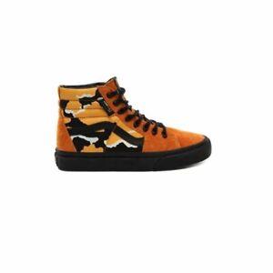 Vans sk8-hi Cordura Amberglow Camo Black Chaussures Neuf Skate ...