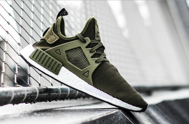 """adidas NMD_XR1 Limited """"Olive Verde"""" Hombre Trainer  Limited NMD_XR1 Edition"""