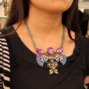 Collar-Grande-Colgante-Especial-Azul-AMBAR-Purpura-Moderno-Original-Noche-QT-11