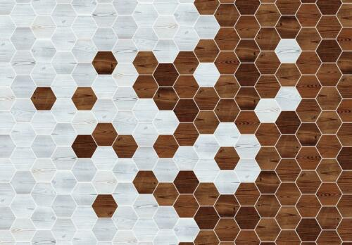 Struktur und Textur,An Fototapete Wanddeko Wandtattoo 124296FW Mozaik Imitation