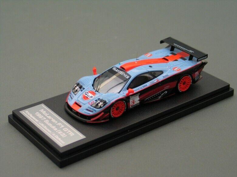 disponibile McLaren F1 GTR  3 3 3 1997 SUZUKA - 1 43 - HPI Racing  negozio fa acquisti e vendite