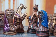 Louis XIV Chess Set. Customisable Colours (Pieces Only) Sun King, Vesailles
