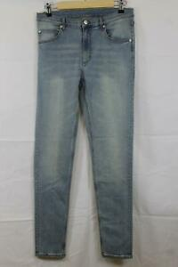 7903ed6f Womens Cheap Monday Second Skin Skinny Jeans Size 32 x 32 NWT $135 ...