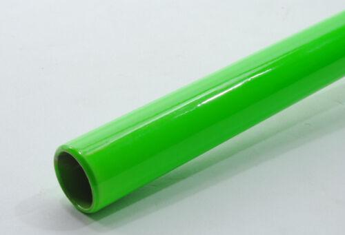 Fluorescent//Néon Vert Mountain Bike XC Riser Bar 50 Mm Rise 25.4 mm 25.4 Alliage