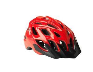 Kali Protectives Chakra XC Helmet Logo Red