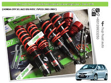 HONDA CITY SEL JAZZ 03-07 D7 JAPAN Adjustable Coilover High Low + Body Shift