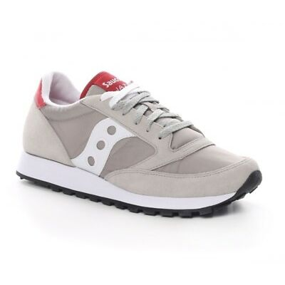 Scarpe Saucony Jazz Original Estate2018 100% Originali Uomo Grey S2044-323  SALDI ec5b5561ece
