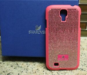 outlet store sale 703d6 3ac45 Details about New Swarovski THAO FUCHSIA Smartphone Cell Phone Case -  Samsung Galaxy S4