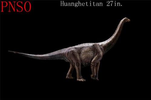2019 PNSO Rare Huanghetitan giant Dinosaurs Model toy scientific art Figure 27/'/'