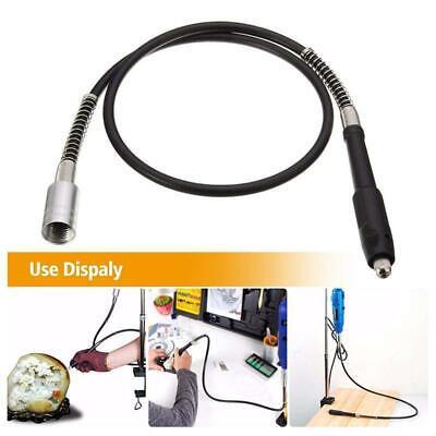 """Dremel Flexible Shaft Extension Cord Non-Slip 42/"""" 108cm For Dremel Rotary Tool"""