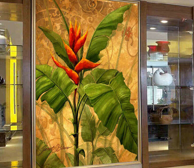 3D Grüne Pflanze 95 Tapete Wandgemälde Tapete Tapeten Bild Familie DE Summer