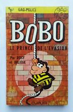BD - Bobo Le prince de l'évasion - GAG DE POCHE / EO 1964 / ROSY & DELIEGE