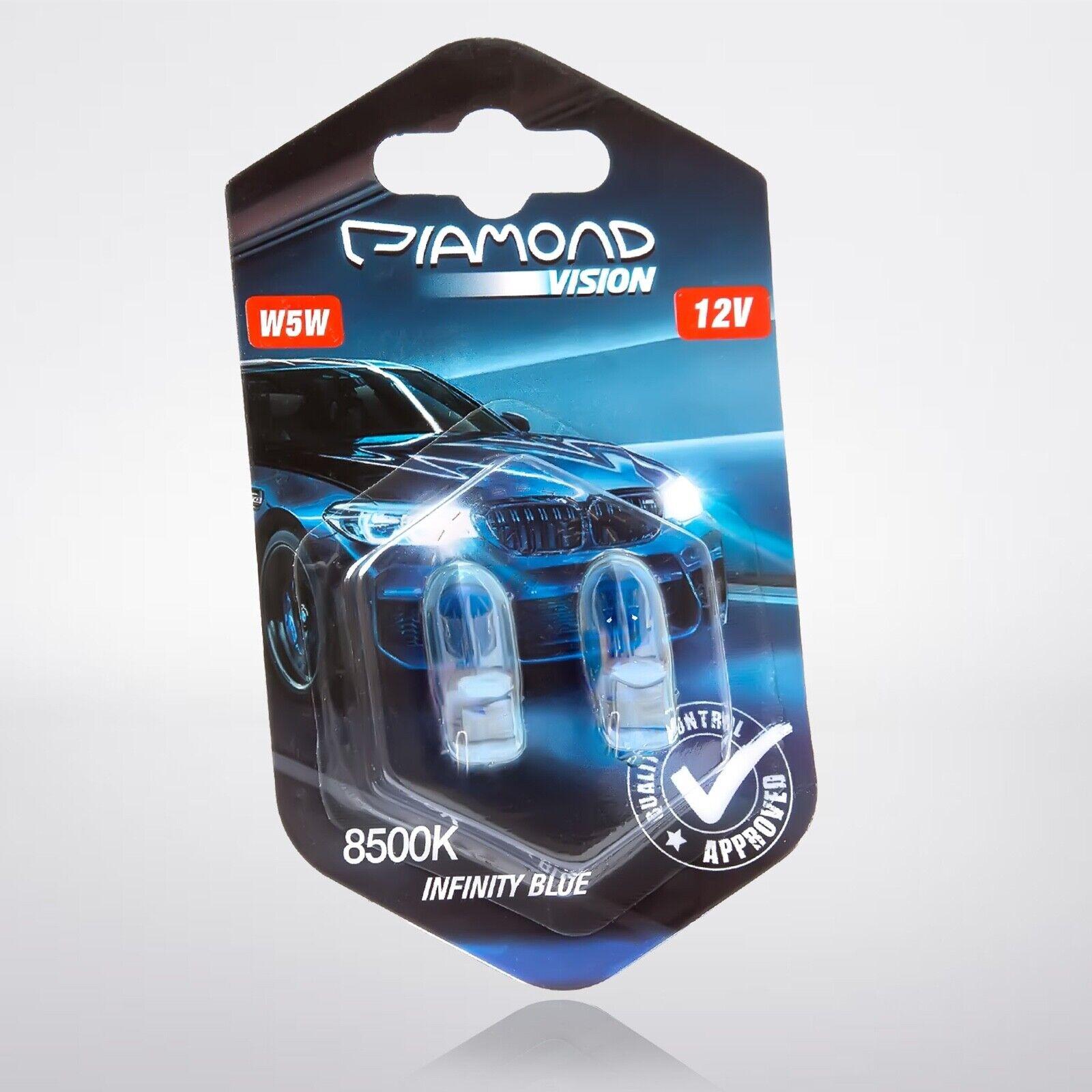Diamond Vision W5W Xenon Look Optik Standlicht – WeißBlau (T10)